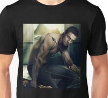 Stephen Amell Arrow Unisex T-Shirt