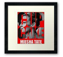 miesha tate Framed Print