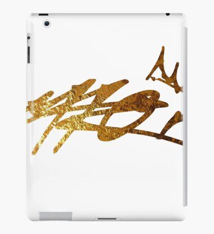 OG Mag_Zi Gold Version iPad Case/Skin
