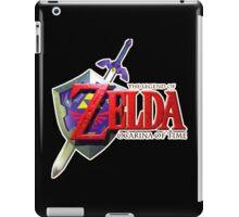 The Legend of Zelda - Ocarina of Time iPad Case/Skin
