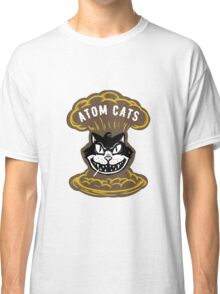Atom Cats Patch Classic T-Shirt