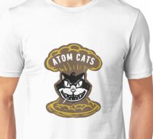 Atom Cats Patch Unisex T-Shirt