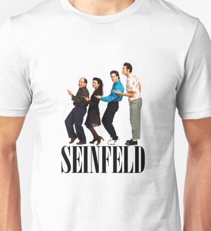 Seinfeld x Nirvana Unisex T-Shirt