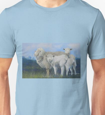 Station Sheep Unisex T-Shirt