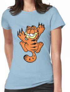 Garfield Womens Fitted T-Shirt