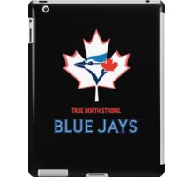 True North Strong Blue Jays iPad Case/Skin