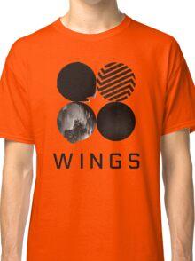 Bangtan Boys (BTS) 'WINGS' Classic T-Shirt