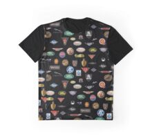 Cars Logo Assorted Graphic T-Shirt
