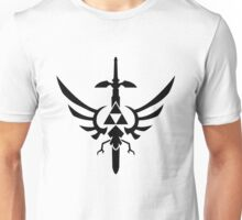 Triforce and Sword Unisex T-Shirt