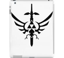 Triforce and Sword iPad Case/Skin
