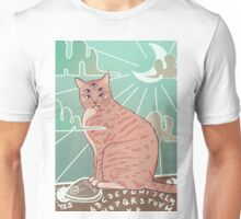 Ouija Cat Unisex T-Shirt