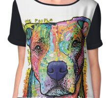 Great Dane Chiffon Top