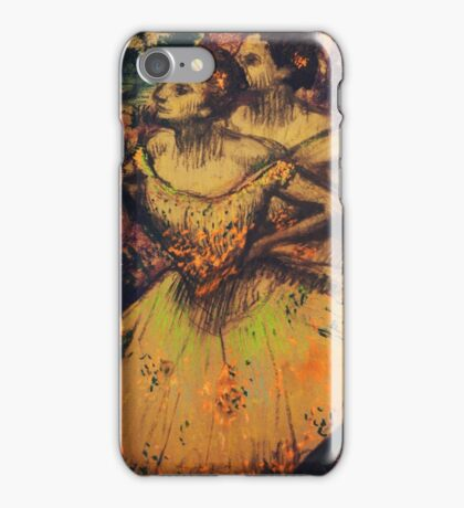 Tangerine Plum and Lime iPhone Case/Skin