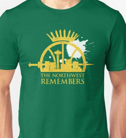 The Northwest Remembers Unisex T-Shirt