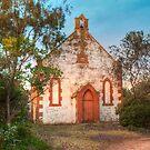 Old Church at Callington, South Australia by Mark Richards