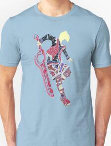 Shulk Typography Unisex T-Shirt