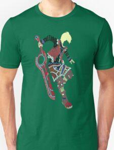 Shulk Typography T-Shirt