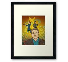 Quantum Break Framed Print