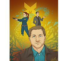 Quantum Break Photographic Print
