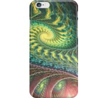 Glowing tentacle iPhone Case/Skin