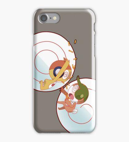 Kururu x Tororo iPhone Case/Skin