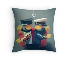 Fight Team Throw Pillow