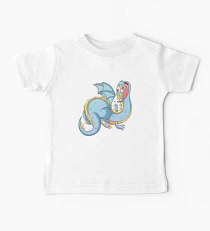 Derpy Dragon Baby Tee
