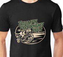 triumph motorcycle classic performance parts Unisex T-Shirt