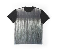 Trees by the river Graphic T-Shirt
