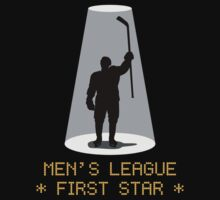 Men's League First Star by wizardofvause