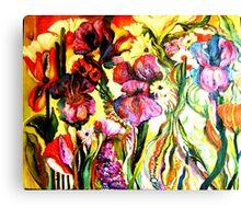 Garden Gone Wild Canvas Print