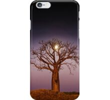 Twilight Moonlight iPhone Case/Skin