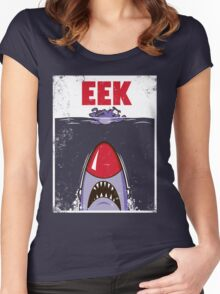 EEK Women's Fitted Scoop T-Shirt