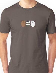 Three Little Bears Unisex T-Shirt