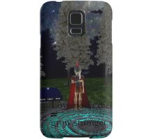 Love grows with time Samsung Galaxy Case/Skin