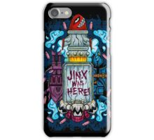 JINX THE LOOSE CANNON iPhone Case/Skin