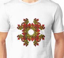 Feeling of Autumn - Maple leaves  Unisex T-Shirt