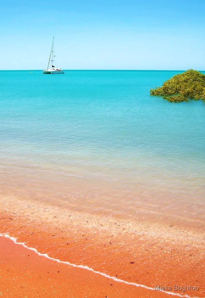 Town Beach, Broome by Mieke Boynton