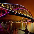 Vivid Sydney by Arfan Habib