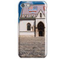 St. Mark's Church iPhone Case/Skin