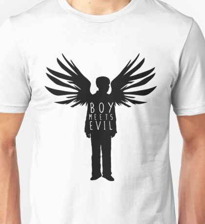 BTS Wings J-Hope Boy Meets Evil Unisex T-Shirt