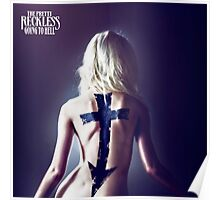 Going to Hell The Pretty Reckless Cover Poster