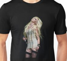 Taylor Momsen-the pretty reckless Unisex T-Shirt
