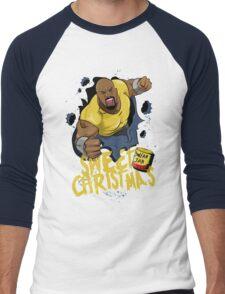 Luke Cage - Sweet Christmas Men's Baseball ¾ T-Shirt