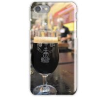 Great British Beer Festival - A Stout iPhone Case/Skin