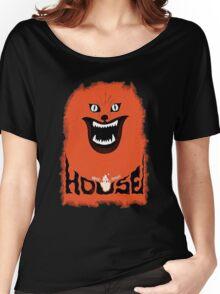 House (hausu) - Logo Women's Relaxed Fit T-Shirt