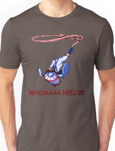 Earthworm Jim - WHOA NELLY!! Unisex T-Shirt