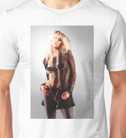 Taylor Michel Momsen the pretty reckless  Unisex T-Shirt