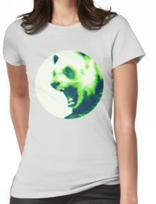 Save the Pandas Womens Fitted T-Shirt