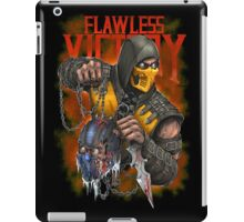 Flawless Victory iPad Case/Skin